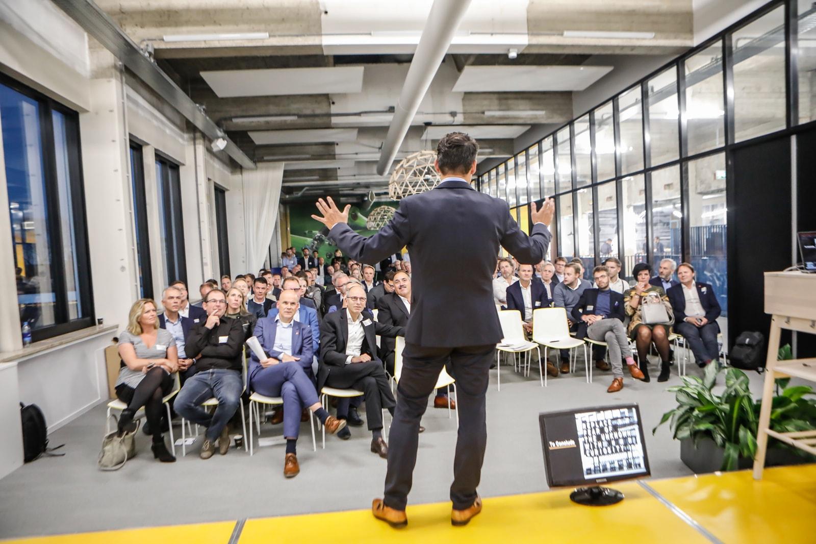 Countdown partner Innovadis organiseerde het Smart Industry event