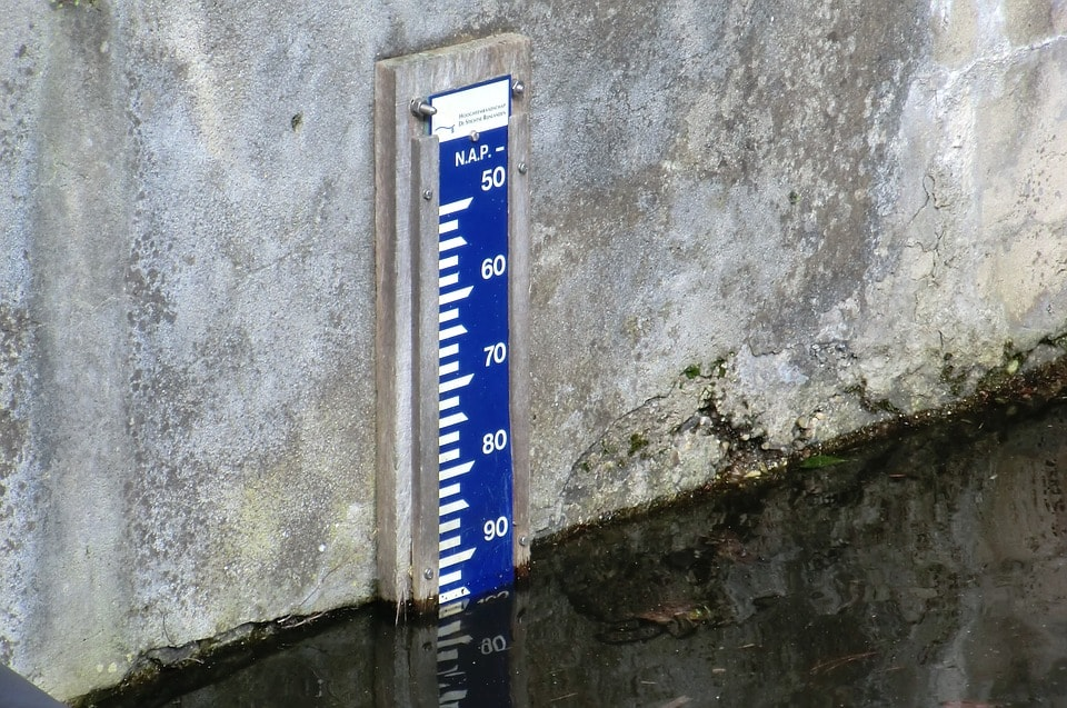 Pilot grondwaterstand meetsysteem