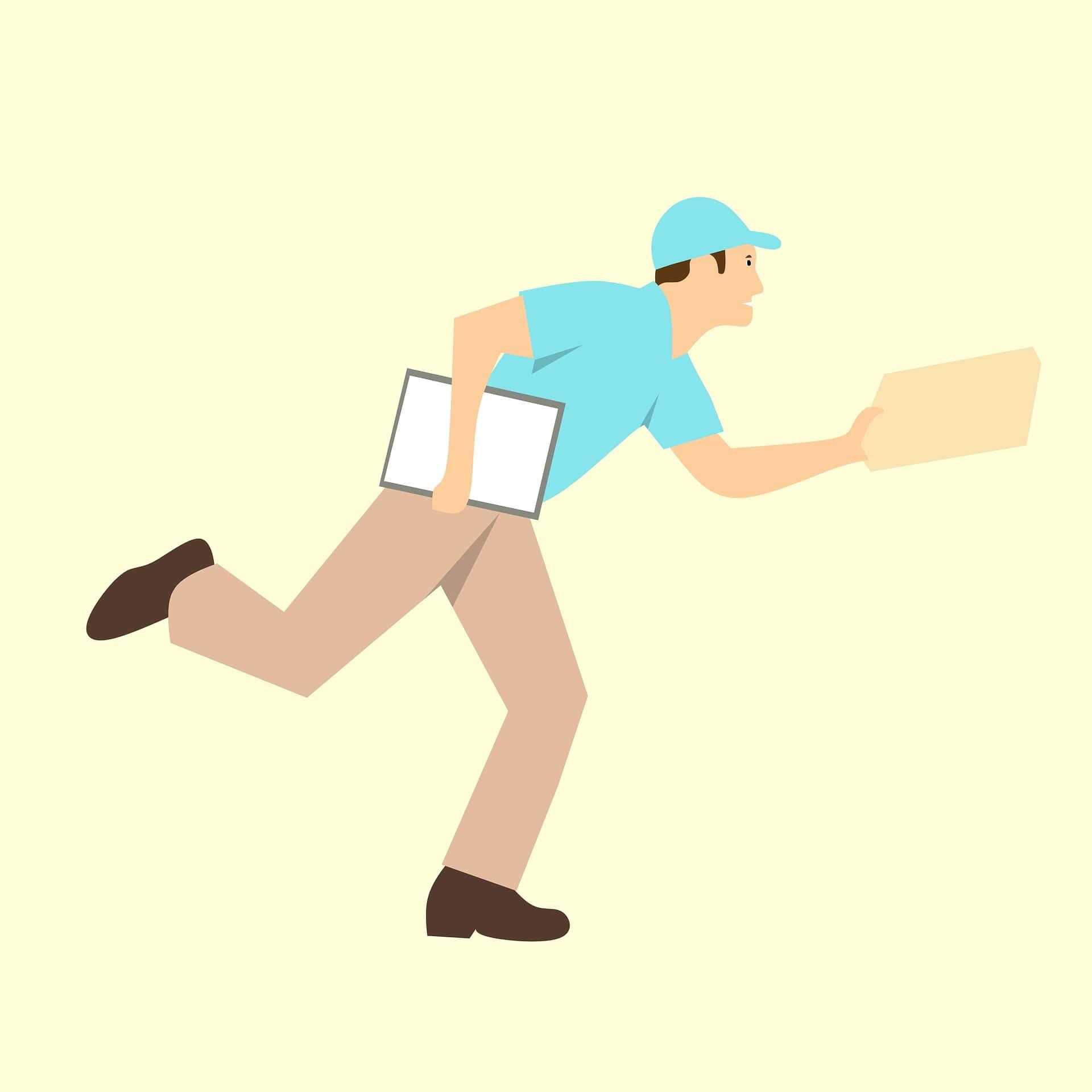 Last Mile – Hoe je pakket in je handen belandt